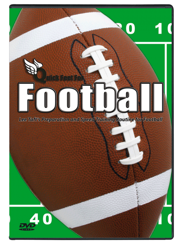 quick feet football dvd